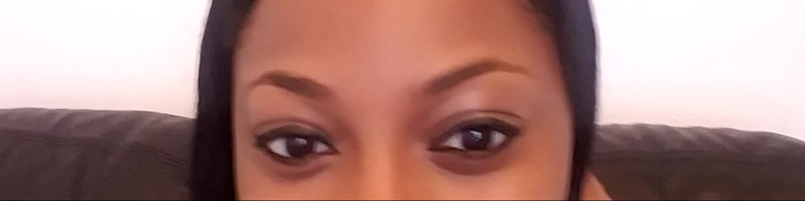 My eyebrows before microblading