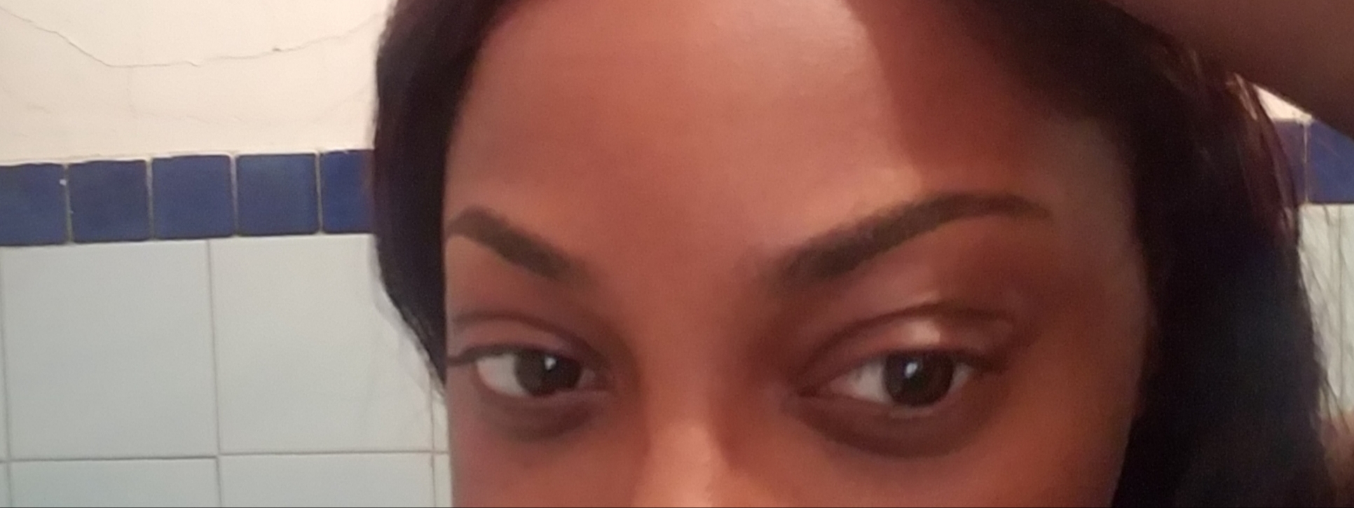 Microblading Day 30, after waxing